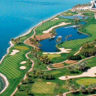 Dubai Creek Golf Course